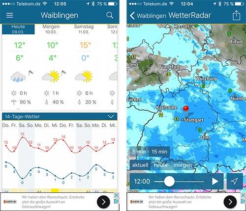 Wetter Online Konstanz 14 Tage