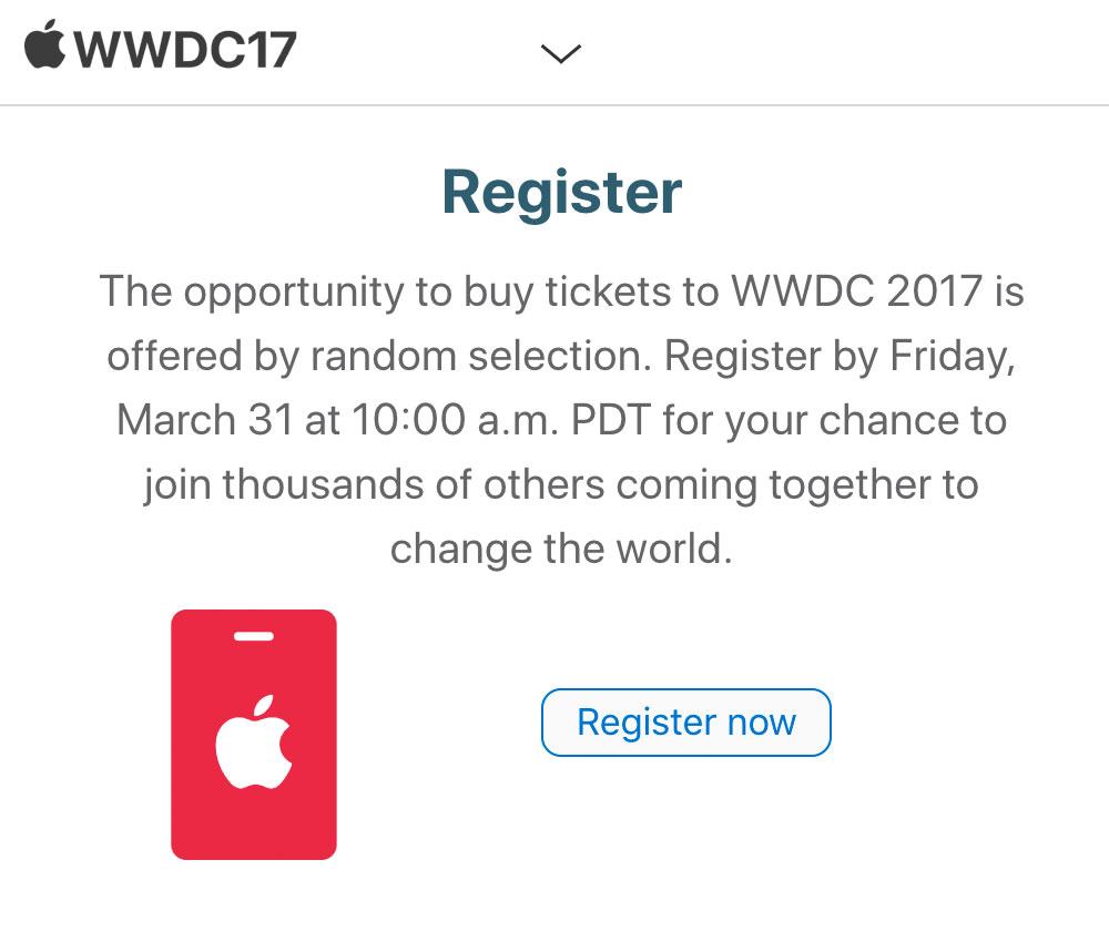 Wwdc Register