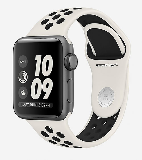 Apple Watch Nikelab 500