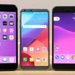 Smartphone Test Iphone Galaxy S8 Google Pixel