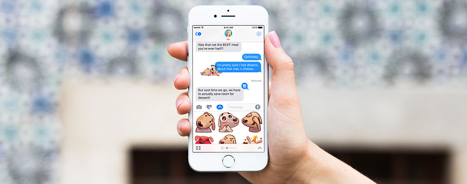 Sticker-Apps: So einfach, jeder kann eine erstellen