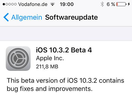 Update Beta 4