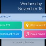Workflow App Header