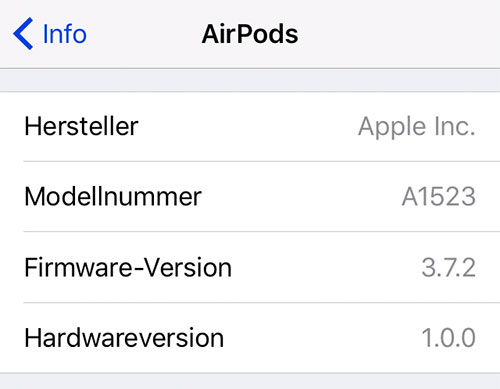Airpods Firmware 3 7 2