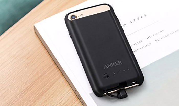 Anker Powercore Case Iphone 7