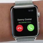 Apple Watch Anrufe