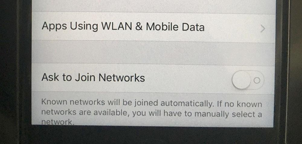 Apps Wlan