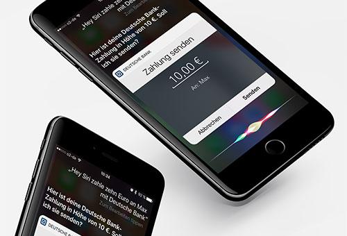 Deutsche Bank Siri