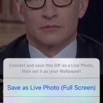 Giphy Export Zu Live Photos