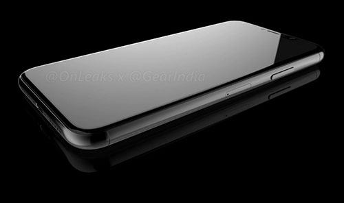 Iphone 8 Rendering Front