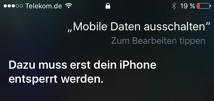 Mobile Daten