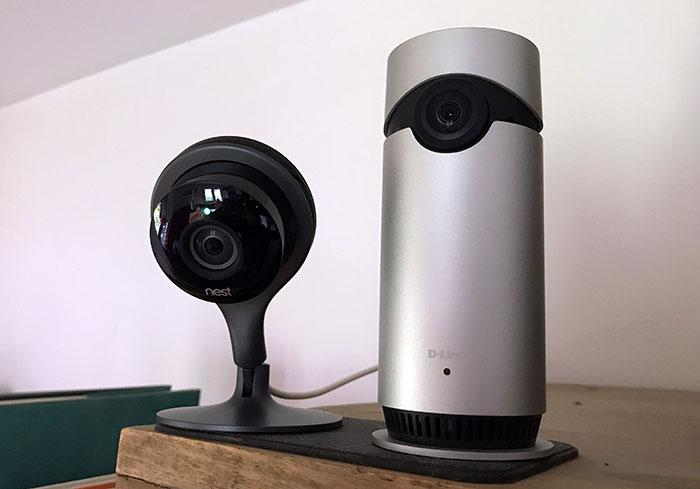 Nest Cam Indoor Vergleich D Link Omna 360