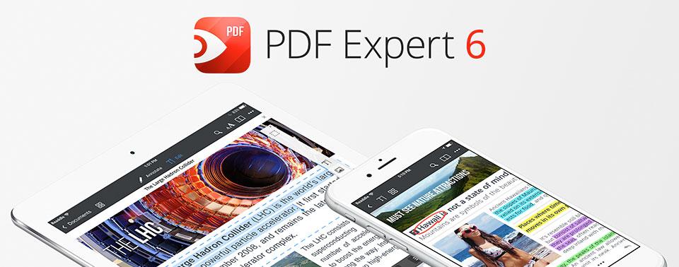 PDF Expert: Version 6 führt neue Premium-Funktionen ein