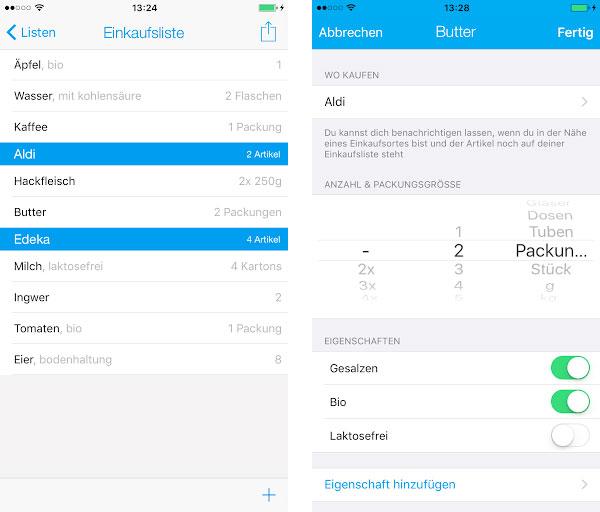 Einkaufsliste › iphone-ticker.de