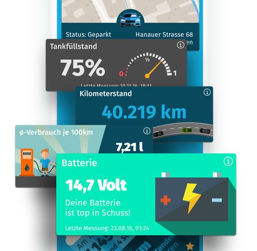Tanktaler App