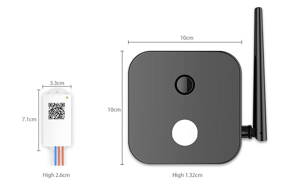 WisQo: Neue Low-Budget-Lichtsteuerung mit App und Alexa › iphone ...