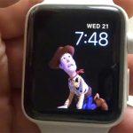Apple Watch Toy Story Zifferblatt