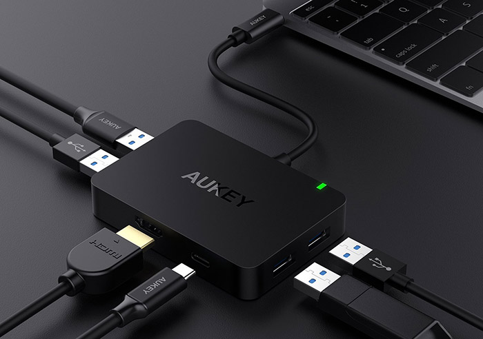 Aukey Usb C Adapter