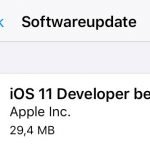 Beta Update Ios 11