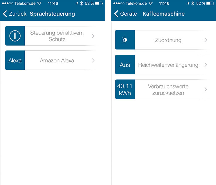 Homematic Ip Reichweitenverlaengerung Alexa Screenshots