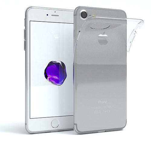 Iphone Huelle Transparent