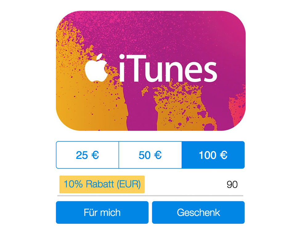 Itunes Paypal