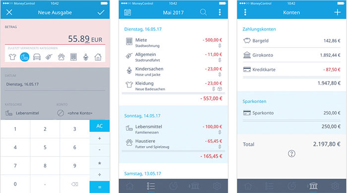 Moneycontrol App Screenshots