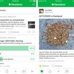 Nextdoor App Screenshots