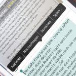 Textgrabber Feature