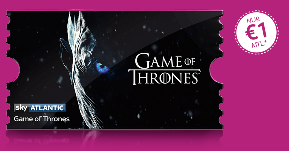 Game Of Thrones Sky Ticket
