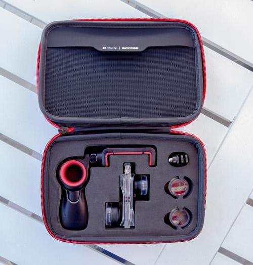 Apple Store Filmers Kit Box