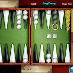 Backgammon Screem