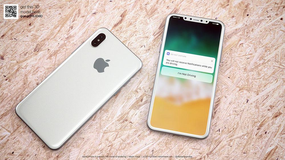 Bericht: OLED-iPhone muss ohne Touch ID auskommen