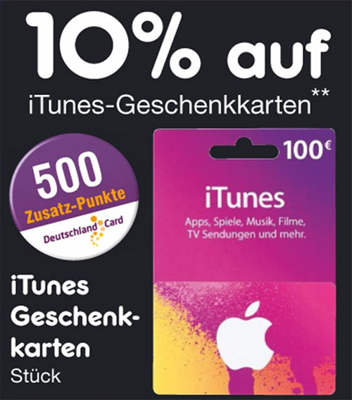 itunes karten diese woche bei netto und kaufland g nstiger iphone. Black Bedroom Furniture Sets. Home Design Ideas