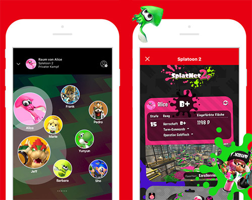 Nintendo Switch App Iphone