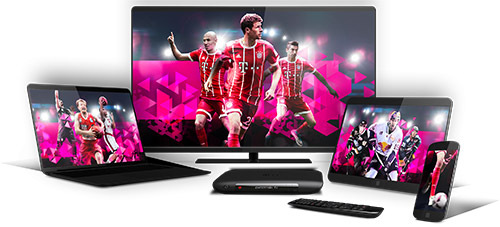 Telekom Sport Endgeraete