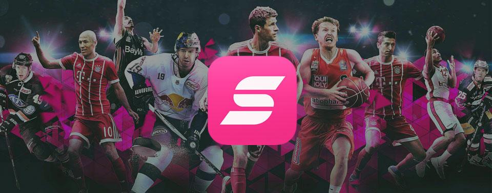Telekom Sport App