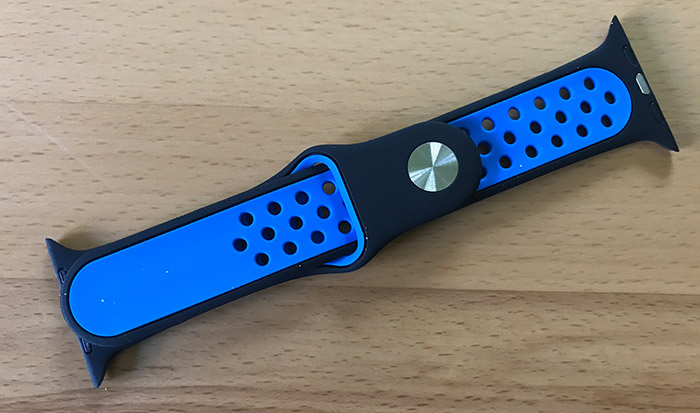 Apple Watch Armband Blau
