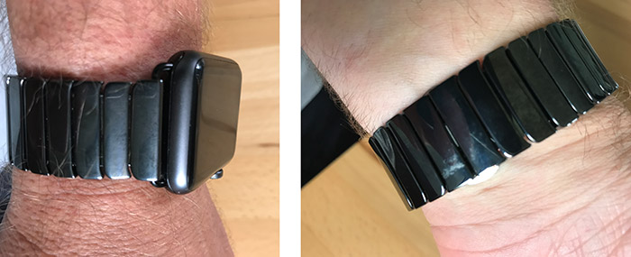 Apple Watch Keramik Armband 2