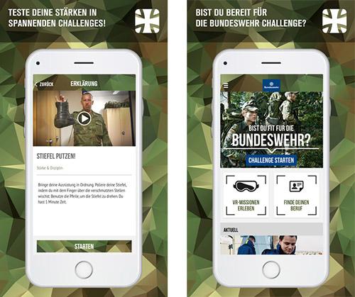 Bundeswehr App