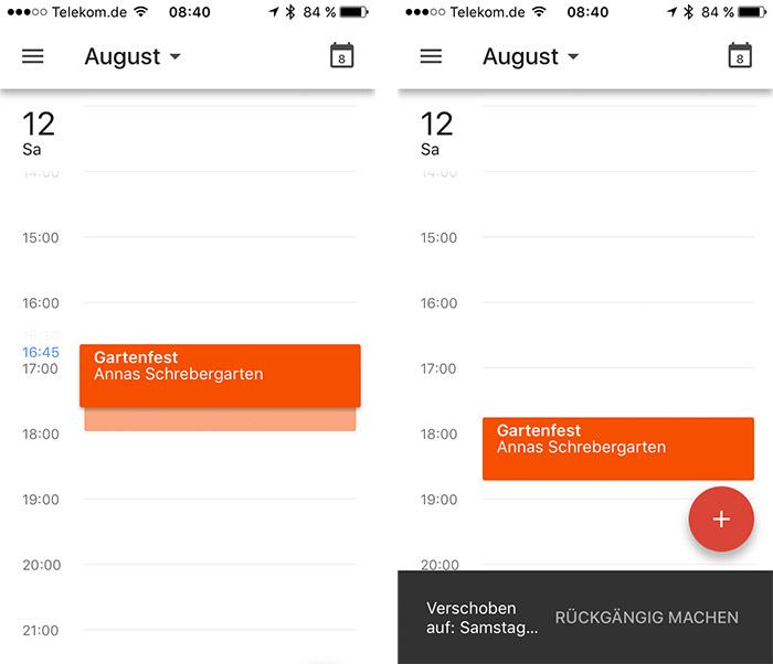 Google Kalender Drag And Drop
