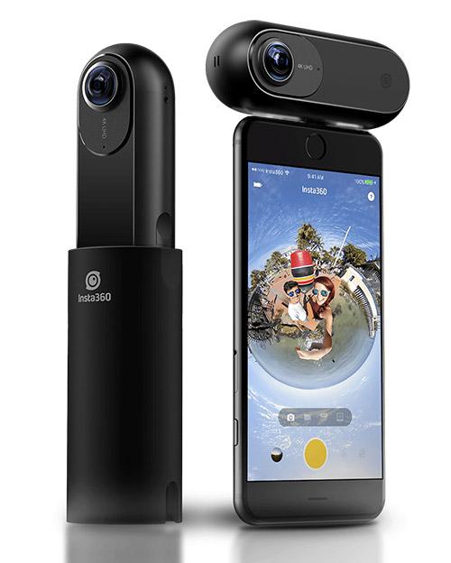 Insta 360 One Iphone