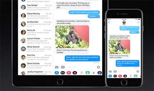 Messages In Icloud Screenshot