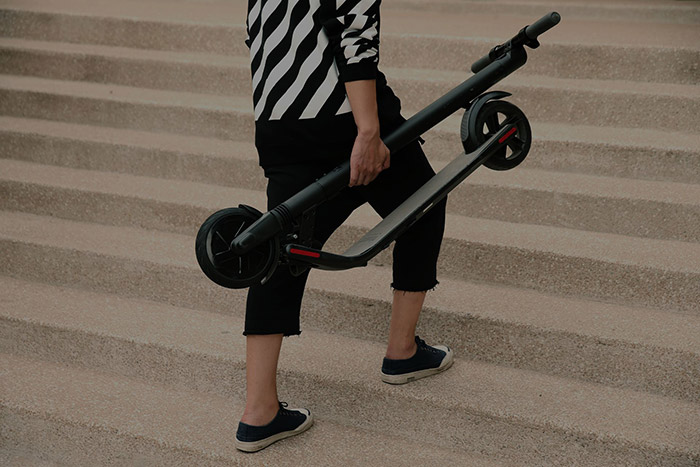 Ninebot Segway Scooter