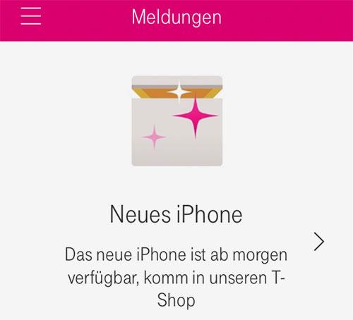 Telekom Neues Iphone