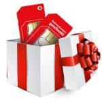 Vodafone Datenvolumen Geschenkt