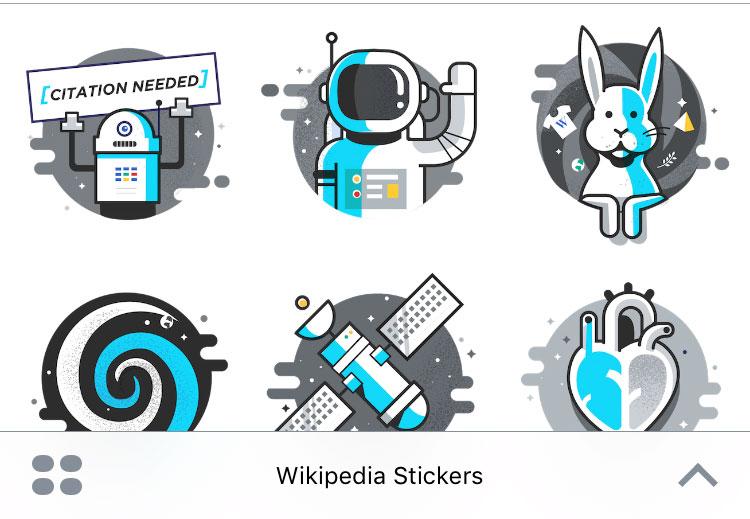Wiki Stickers
