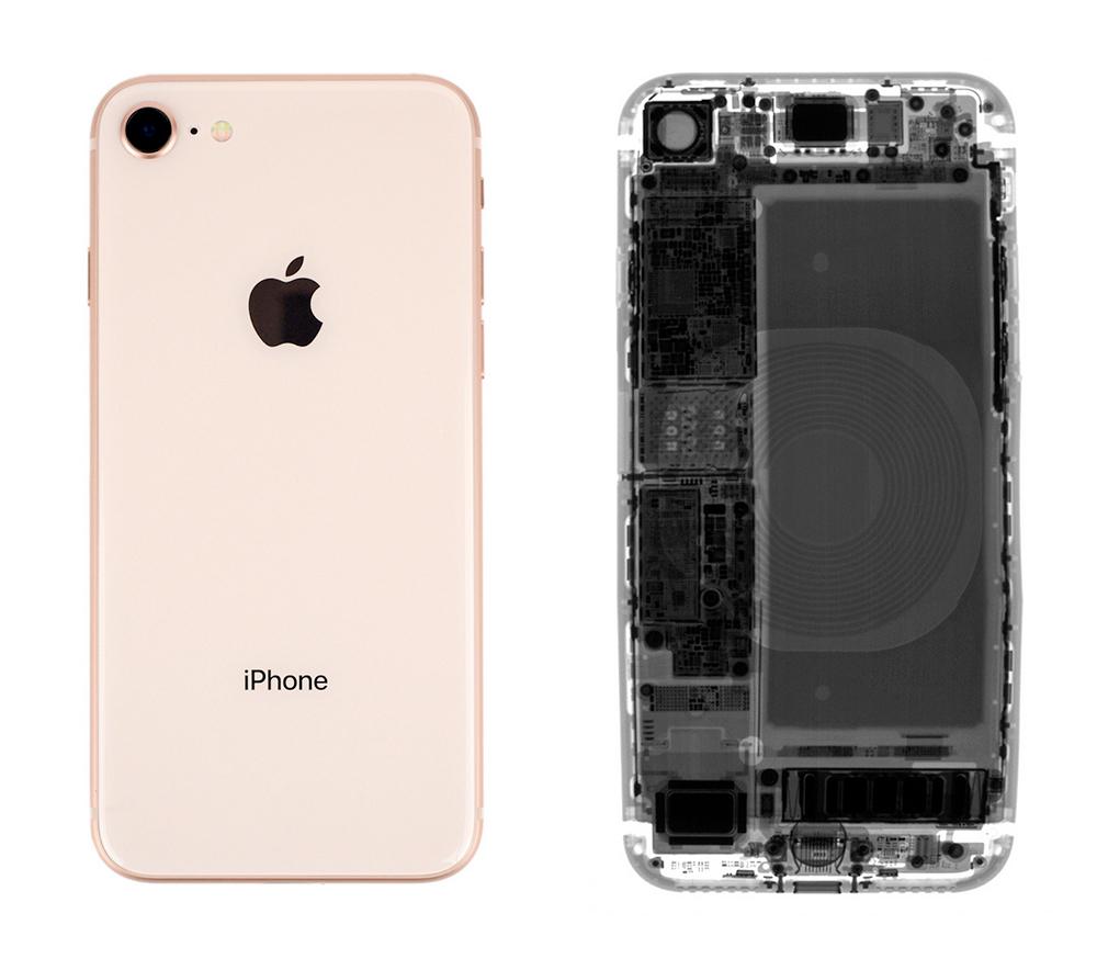 Iphone 8 Xray