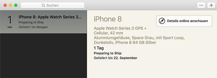 Iphone Versand Apple