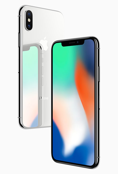 Iphone X Front Rueckseite